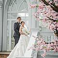 婚紗攝影景點推薦:歐式城堡