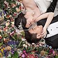<FLOWER系列>婚紗展2019