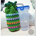 編織大小包,手機袋物