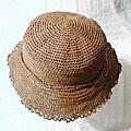 毛線編織~帽子