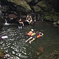 2006.08宇內溪滑瀑