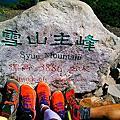 2015.06越野跑雪山