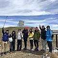 2017四月雪-合歡北峰