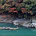 京都嵐山採楓散策