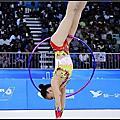 台北世大運 韻律體操 環