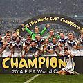 2014 世界盃私人記錄