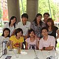 98年八月 Tea Work勞教聚餐