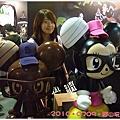20100710。華山。玩具展