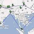 2010年4-6月 尼泊爾、印度、馬來西亞