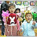 晨瑩幼稚園歲末感恩走秀遊街