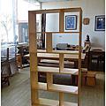 A1-5: 松木書桌
