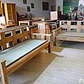 A4-1: 柚木床組