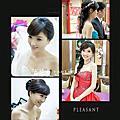 蕭慧雯高雄屏東台南新娘秘書--慧君結婚造型