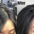 「髮型」韓系髮根燙