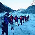 紐西蘭露營Day2冰河歷險記