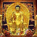 臺灣佛教寺廟及神明