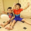 邱言言3歲生日快樂
