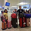 20170706慕尼黑機場、市區取車、買卡式瓦斯、薩爾斯堡營地Camping Nord-Sam, Salzburg