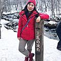 (日)奧入瀨溪冰瀑