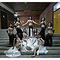 105中山大學舞蹈社的邀請