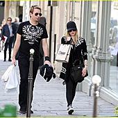 Avril Lavigne & Chad Kroeger: Parisian Pair相簿封面