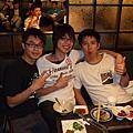 20070919跟學弟妹聚餐