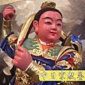 L17.樟木三太子中壇元帥(金身)