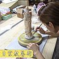 K07.陶瓷佛像整修貼金