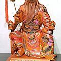 L70.關聖帝君神像雕刻