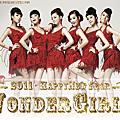 韓國女子天團Wondergirls相簿
