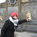 貧窮外加友人相助的環球之旅-Prague