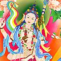 【PRAFUM PRISSANA】Mandarava (佛母曼達拉瓦)