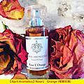 【April Aromatics】Rose L'Orange (橙瓣玫瑰)