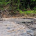 大滾水泥火山