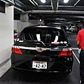 2012沖繩7日遊--陪伴我們五天的Honda Airwave 1.5