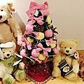 2017.11.05迷你粉紅聖誕樹