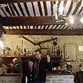 教皇城堡和Rasteau品酒照片