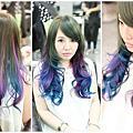 最新流行髮型髮色