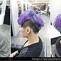 [男生客人髮型]每日更新 流行顯白髮色 蓬鬆捲度 每日更新