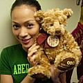 讓熊熊愛火傳出去 台北101紀念熊名人限量典藏版