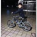 成成記錄-106年(練騎單車)