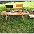 原木圓生木桌