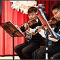 鈞鈞紀錄~小提琴~109年社團演出聖誕節正式表演