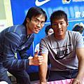 2008.3.16新竹大遠百簽名會