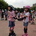 打造運動島計畫-新竹市102年度直排輪親子同樂會