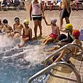 關懷弱勢家庭游泳學習日