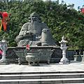 本宮丁酉(106)年宜蘭道教總廟三清宮過爐慶典