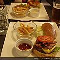 台中 傻子廚房-美式漢堡