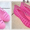 5月Crocs變色鞋