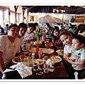 201105員工聚餐。淡水三芝邊界驛站